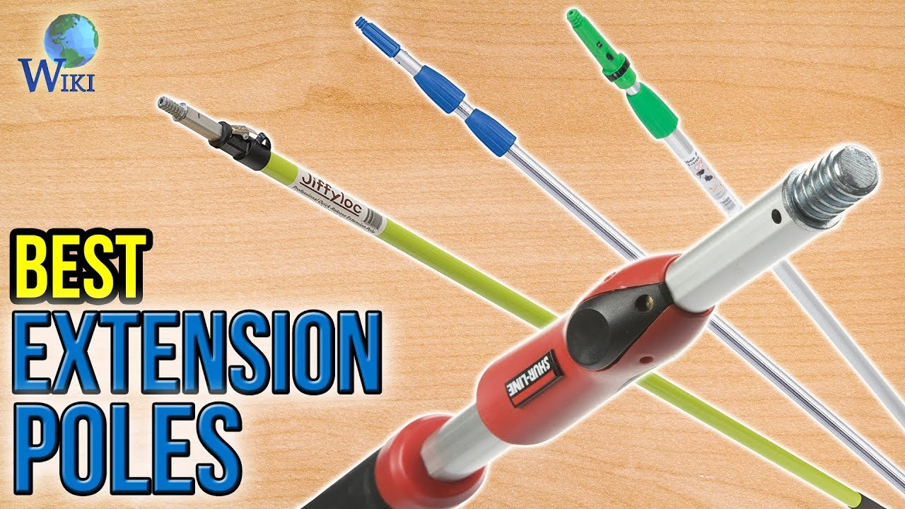 10 Best Extension Poles 2017