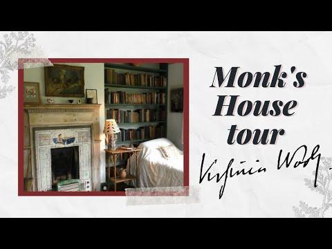 Bloomsbury in Sussex: Virginia Woolf's Monk's House   Snapshots