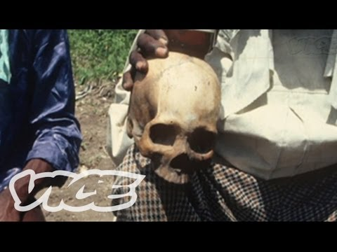 Investigating The Haitian Zombie (Part 3/6)