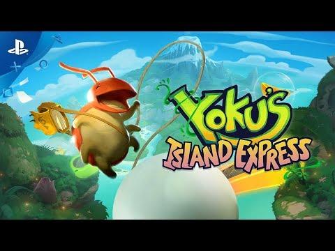 Yoku's Island Express – Accolades Trailer | PS4