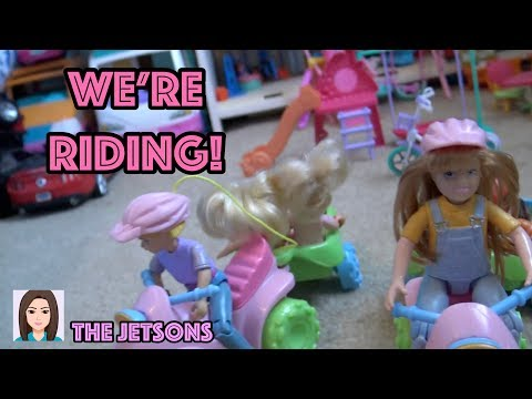 The Jetsons: We're Riding!