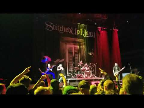 Stitched Up Heart - Lost - featuring Sully Erna live at the Armory in mpls MN