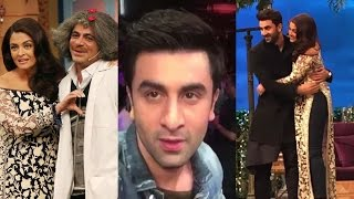 Ae Dil Hai Mushkil Promotion On Kapil Sharma Show, Comedy Nights Bachao Taaza, The Voice, Dance Plus