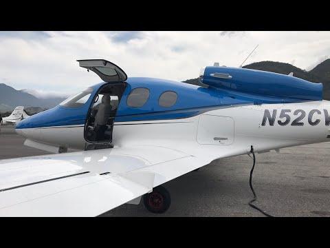 Conhecendo o Cirrus Vision Jet Live do dia 07/10 - 13h