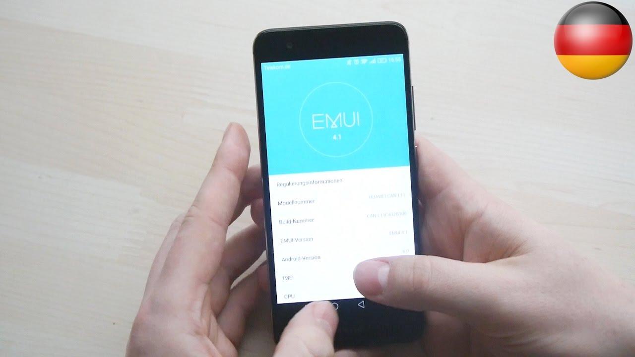 Huawei Emui Tutorial Lösung Für Benachrichtigungsproblem