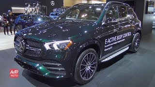 2020 Mercedes GLE 450 4Matic SUV - Exterior And Interior Walkaround - 2019 Toronto Auto Show