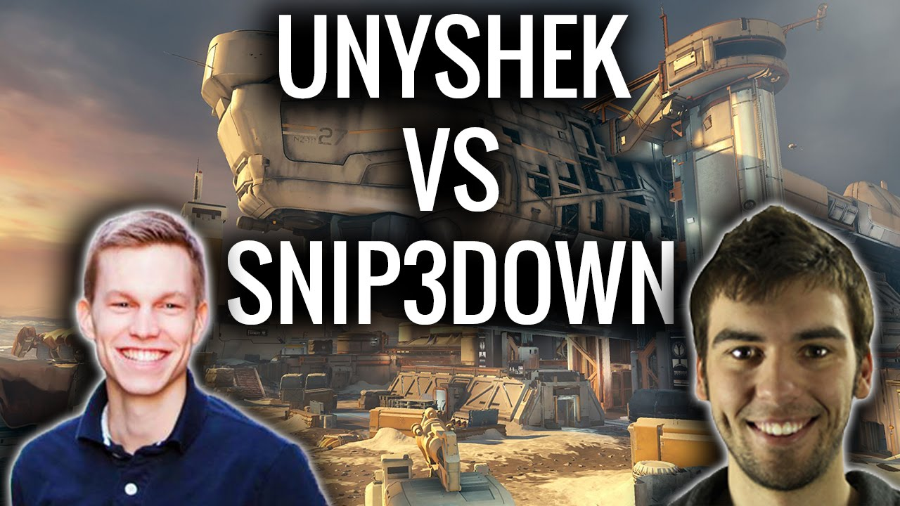 Uny vs Snip3down - Skirmish at Snip3down