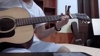 Guitar Cover - Nếu Cuộc Đời Là Một Bộ Phim - Tạ Quang Thắng