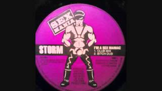 STORM - SEX MANIAC - (CLUB MIX)