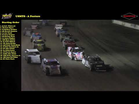 USMTS -- 8/25/17 -- Rapid Speedway