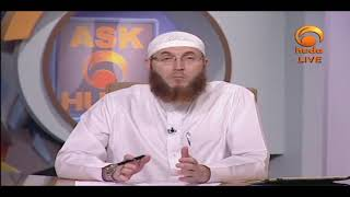 Ruling On Praying Whilst Resisting The Urge To Urinate Or Defecate #HUDATV