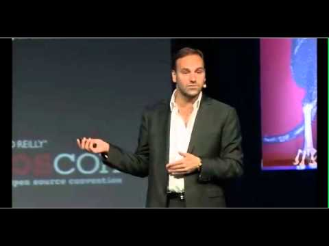 Mark Shuttleworth talks Juju at OSCON 2012