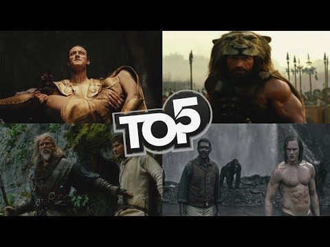 TOP 5 MOVIES LIKE |  King Arthur: Legend of the Sword