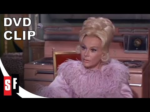 Green Acres: The Complete Series - Clip 2: Lisa Uses The Stapling Machine