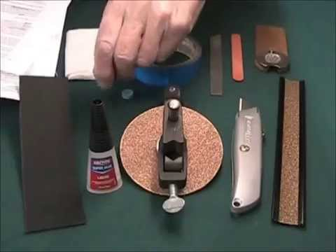 Video: How to replace install a cue tip yourself