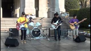 2014、2,2 宮崎県庁前での演奏です。ベンチャーズやスプートニク...