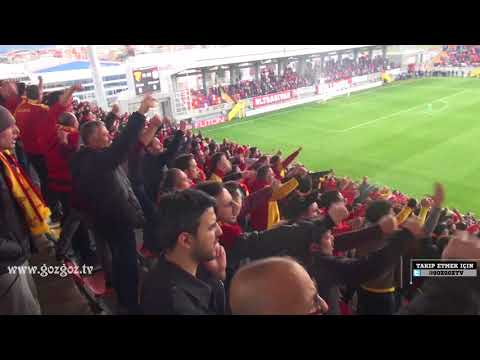 Haydi Bastır Şanlı Göztepe | Göztepe 1-0 Sivasspor