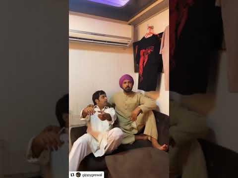 Download Gippy Grewal | Raghveer Boli | Rana Ranbir | Masti Time On Movie Set | Shava Ni Girdhari Lal