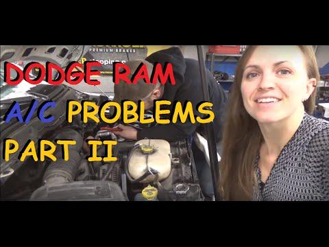 Dodge Truck A/C Repair Part 2