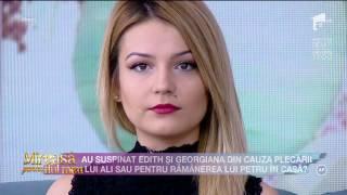 """Georgiana: """"După ce voi pleca acasă, îl voi căuta pe Ali pentru a clarifica unele lucruri"""""""