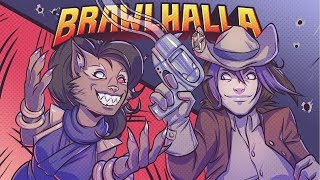 CATGIRL AND COWGIRL CLASHES! | Brawlhalla