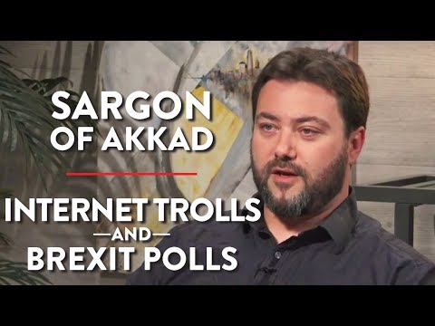 Sargon of Akkad LIVE: Internet Trolls and Brexit Polls
