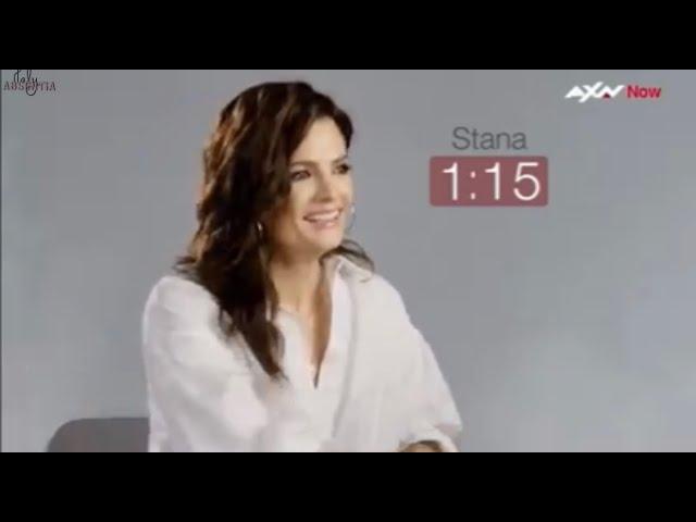 SUB ITA:  Stana Katic e il cast di #Absentia si sono sfidati a trattenere il respiro.