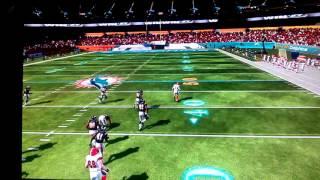 Johnny Manziel 96 yard touchdown run Madden 16