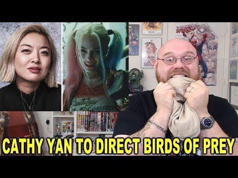 Cathy Yan to Direct Birds of Prey Movie!!!