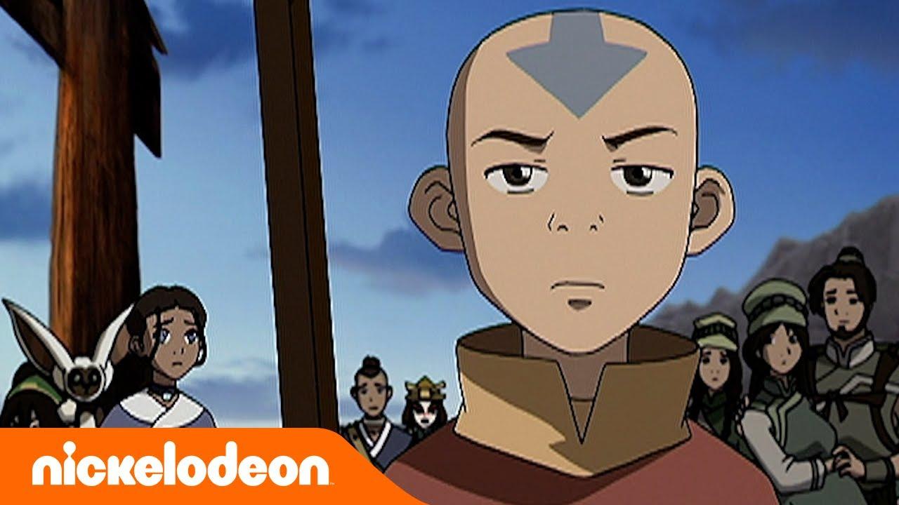 Avatar: The Last Airbender | Jalan Menuju Ba Sing Se | Nickelodeon Bahasa