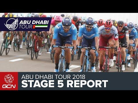 Abu Dhabi Tour 2018 | Stage 5 Race Report