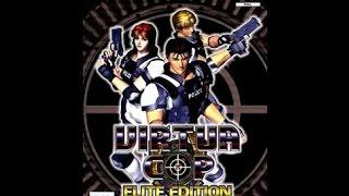 Virtua Cop 1 & 2 (Elite) - PS2 Playstation 2 Longplay [003]