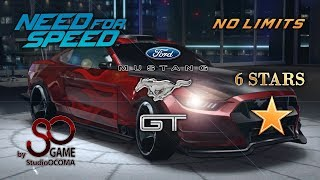 Ford Mustang GT - 6 Stars - Need for Speed™ No Limits