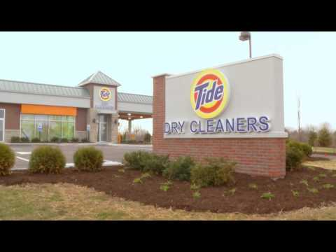 Tide Dry Cleaners Franchise Opportunities!