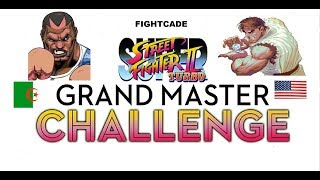 Fightcade Super Street Fighter II X Dz.fighter1 Vs CaptainGordon