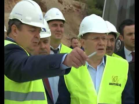 В Турции началось строительство первой в стране атомной электростанции.