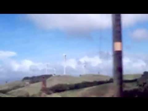 Wind Turbines in Costa Rica
