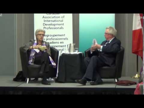 Annual Forum 2014 - Joe Clark