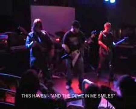 This Haven - And The Devil In Me Smiles (2008)