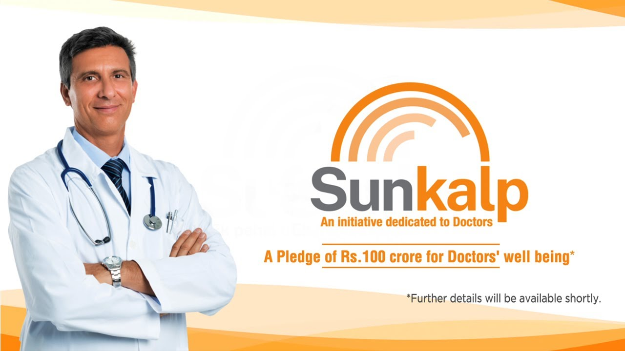 Sun Pharma launches 'Sunkalp' on the occasion of National Doctors' Day