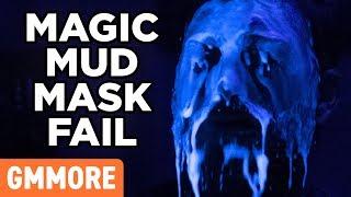 failzoom.com - Magic Mud Face Mask Test