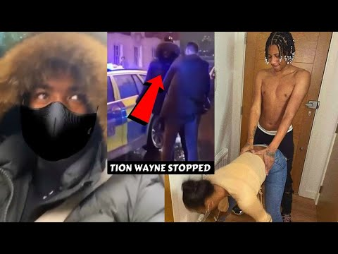 Tion Wayne Pulled Over & Digga D Girl Speaks Out #RapNews