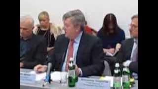 Роман Шпек про экономику и банки  Украины в 2013 г.
