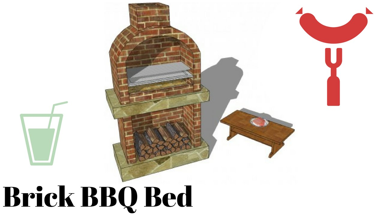 brick bbq plans pdf brick barbeque plans 508