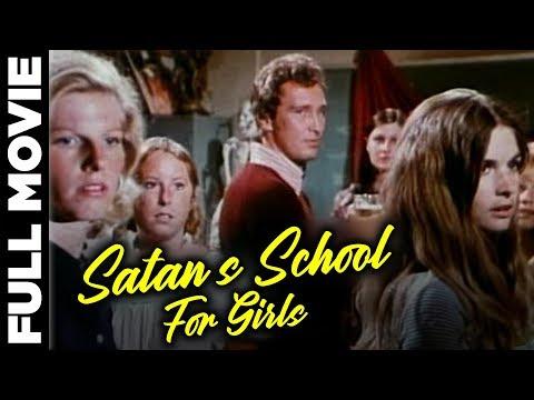 Satan's School For Girls (1973)   American Horror Movie   Pamela Franklin, Kate Jackson