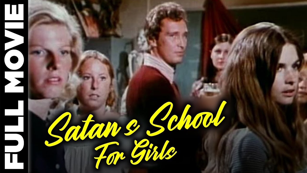 Satan's School For Girls (1973) | American Horror Film | Pamela Franklin, Kate Jackson