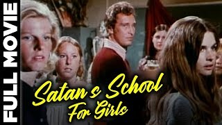 Satan's School For Girls (1973) | American Horror Film | Pamela Franklin, Kate Jackson
