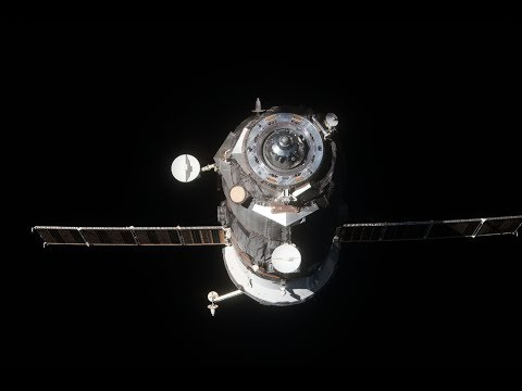 NASA TV :  ISS Progress 67 Docking Coverage (Docking scheduled at 7:42 a.m. ET)