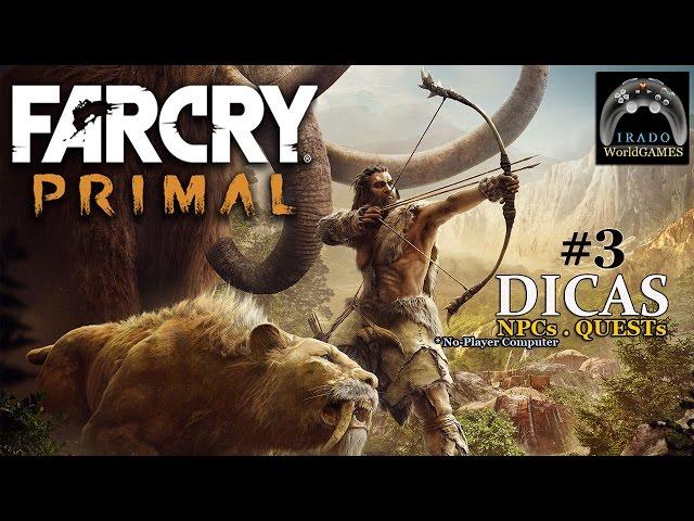 Farcry Primal dicas: Npcs E Quests Fcp#3