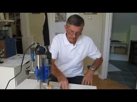 Drilling Sea Glass - Handcrafted Sea Glass Jewlry